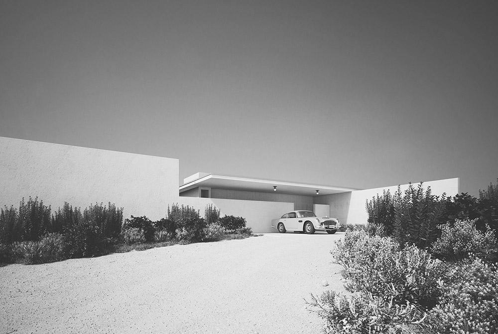 Picasso gemelo cámara  Guachinarte - Work - Nicos Valsamakis